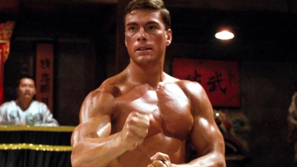 Jean-Claude Van Damme in Bloodsport