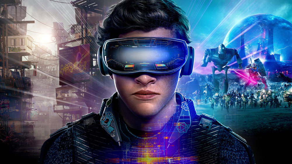 Wade Watts Ready Player One promo poster