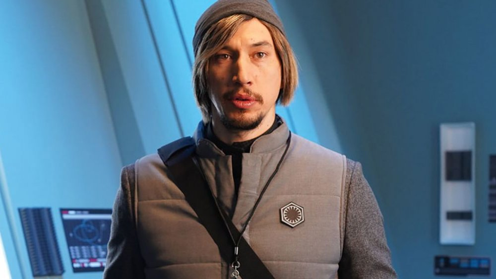 Adam Driver Saturday Night Live Undercover Boss