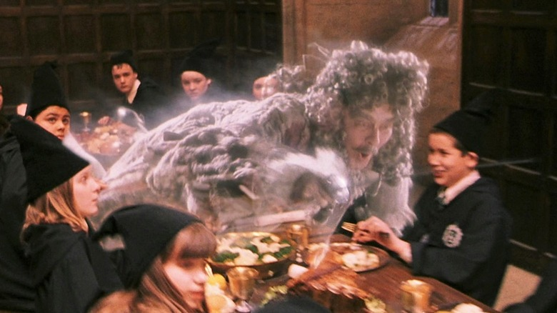 The Bloody Baron in Harry Potter and the Sorcerer's Stone