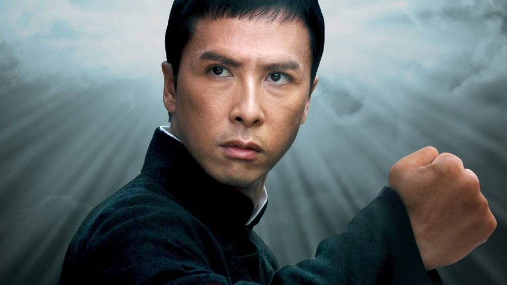 Donnie Yen, Ip Man 2 poster