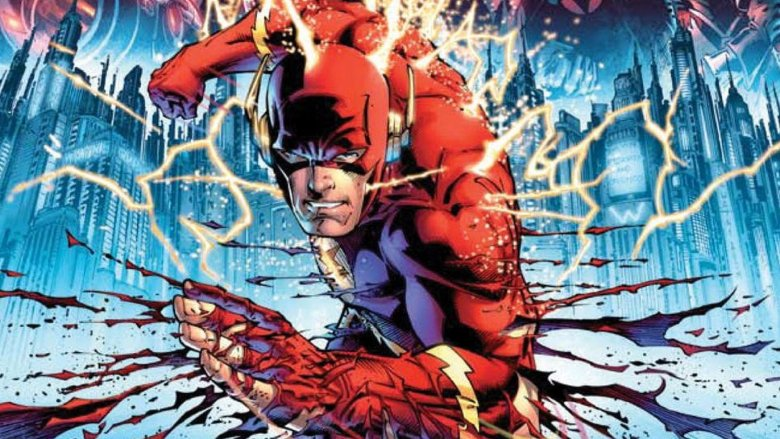 Cover of Flashpoint graphic novel