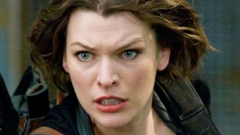 Milla Jovovich as Alice