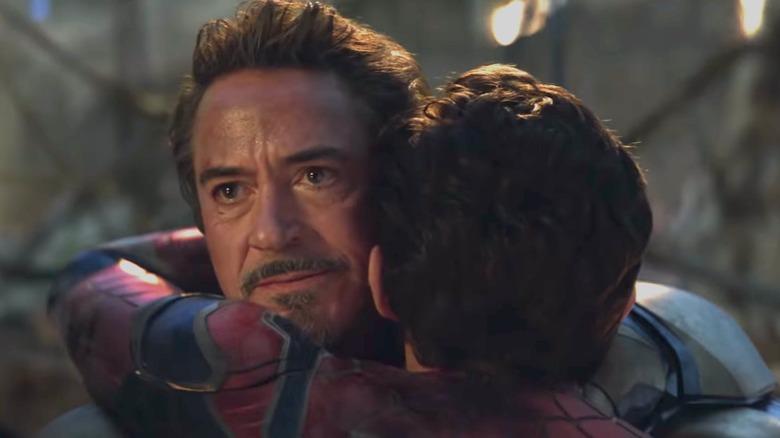 Stark and Parker reunite