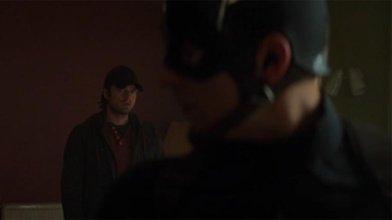 Scene from Captain America: Civil War