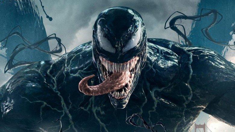 Venom promo art