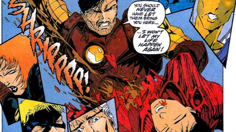 Avengers: The Crossing