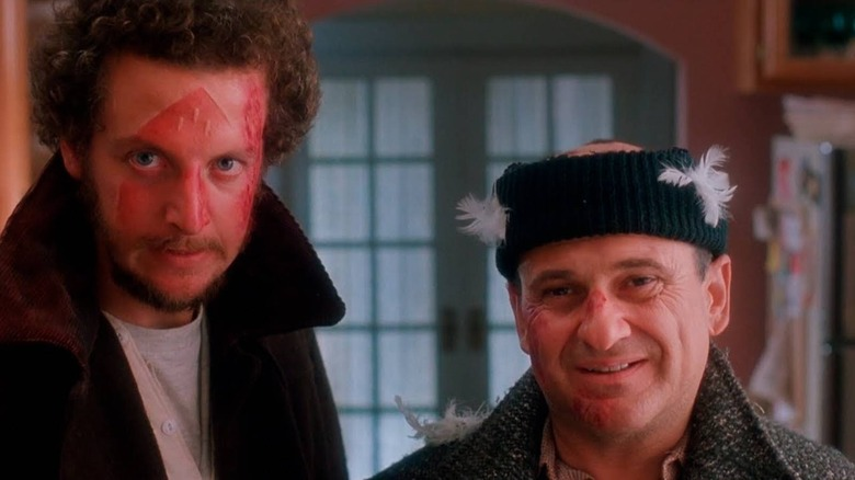 Marv and Harry in Home Alone