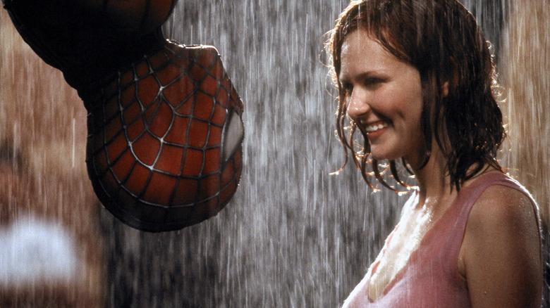 Kirsten Dunst in Spider-Man