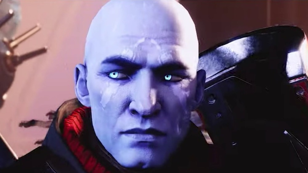 Zavala looking to the side