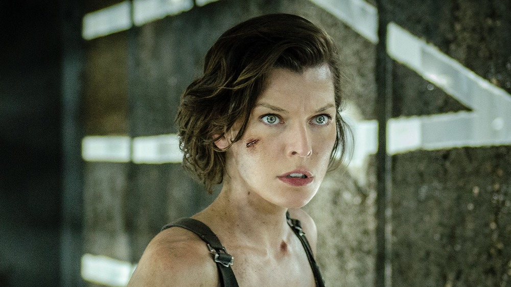resident evil, re, movies, game, franchise, series