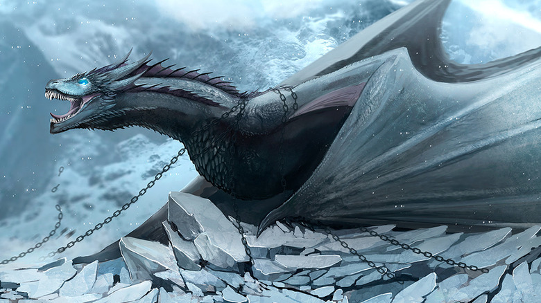 Everything about Ice Dragons in Game of Thrones