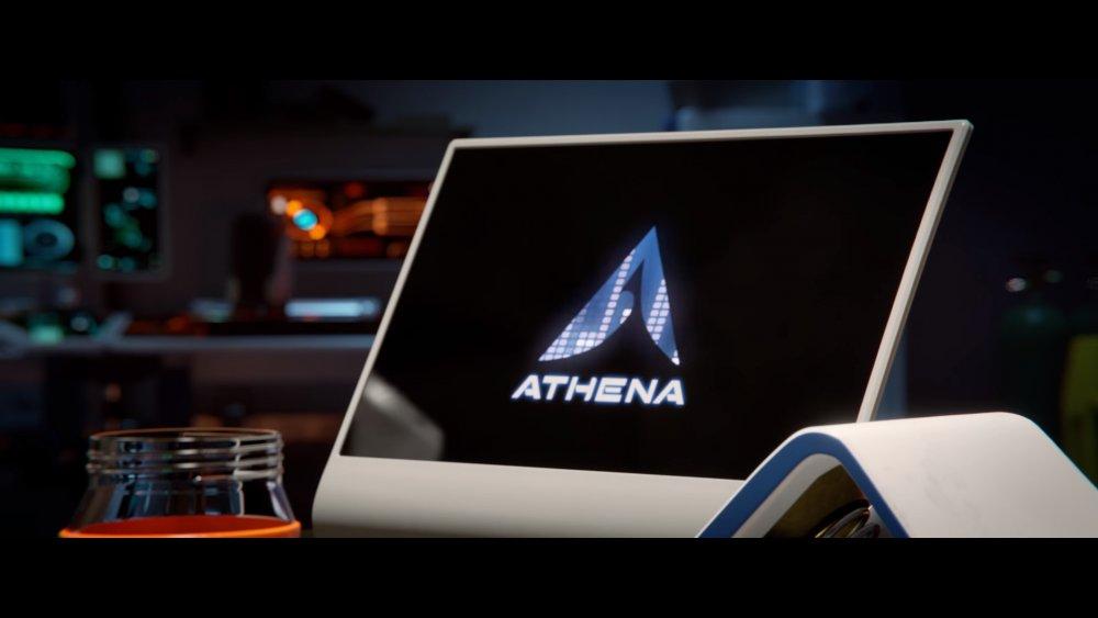 Overwatch's Athena