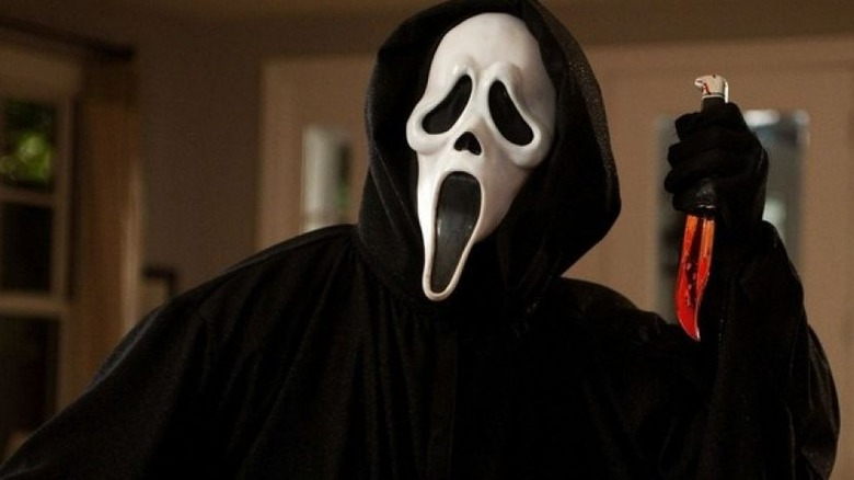 Scene from Scream