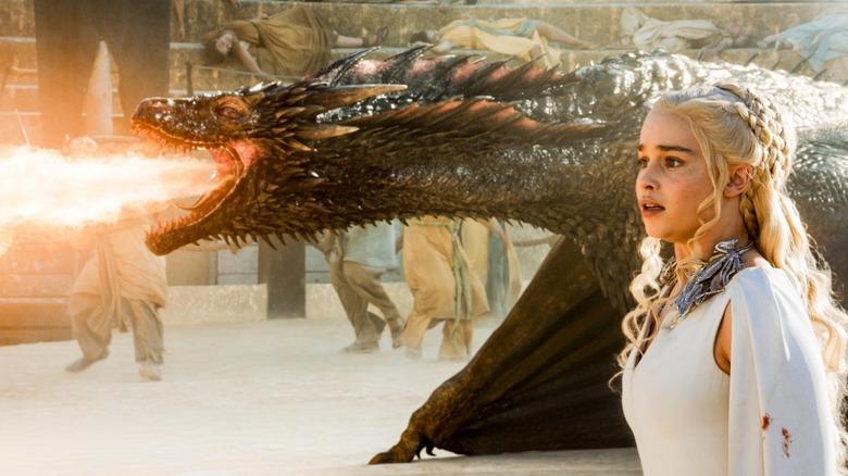 Daenerys Game of Thrones Targaryen series
