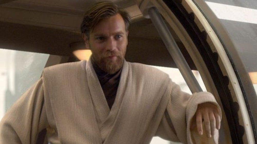 Ewan McGregor as Obi-Wan Kenobi in Revenge of the Sith
