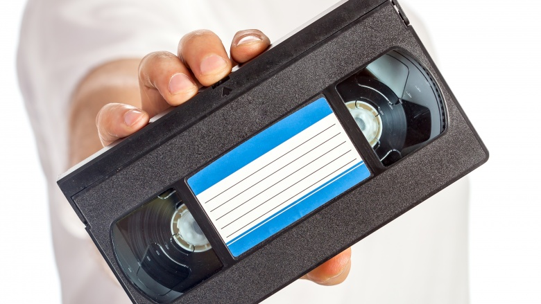 Extremely Valuable Vhs Tapes Hiding In Your Closet