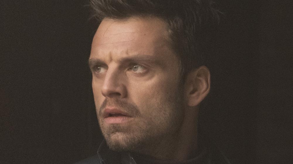 Sebastian Stan Bucky confused