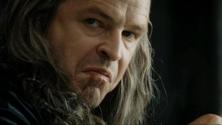 John Noble as Denethor