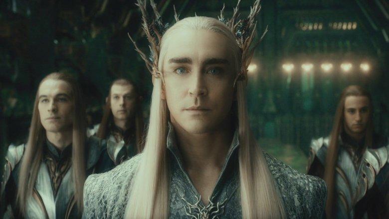 Elves from The Hobbit