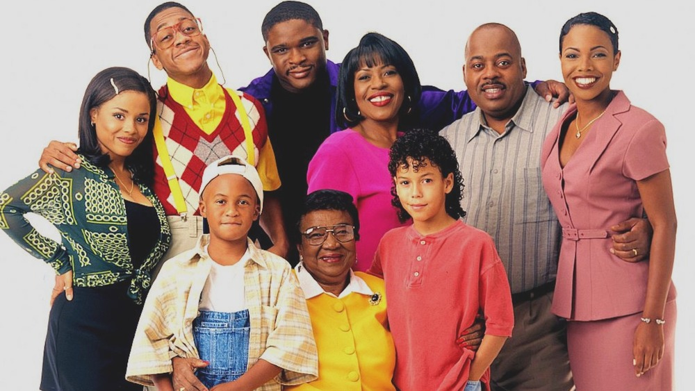 The Family Matters cast