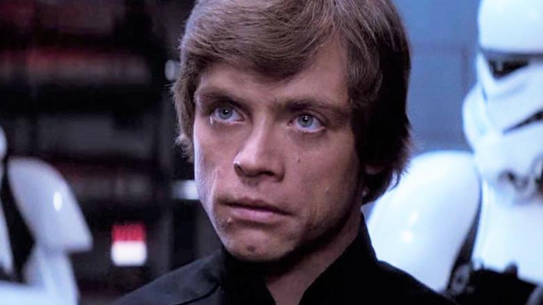 Mark Hamill in Star Wars: Return of the Jedi