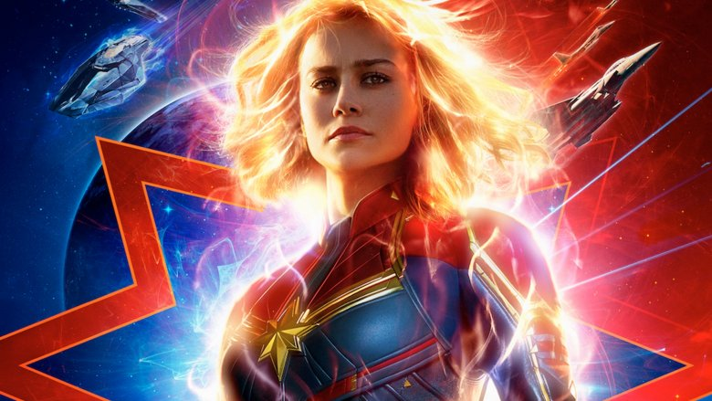 Captain Marvel promo image