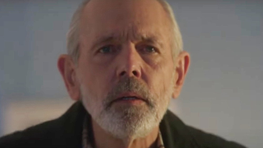 Joe Spano as Tobias Fornell, learning that his daughter is dead in NCIS