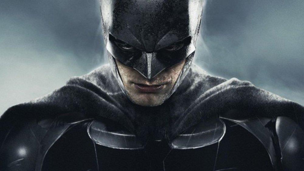 Robert Pattinson as Batman by William Gray
