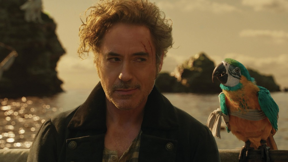 Robert Downey Jr. as Dolittle