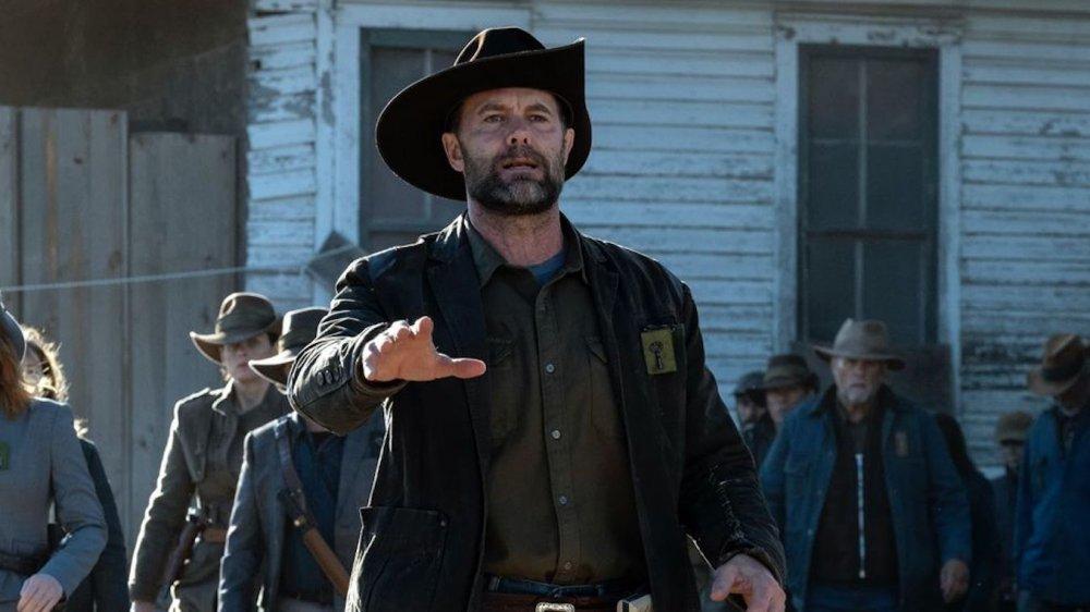 Garret Dillahunt in Fear the Walking Dead