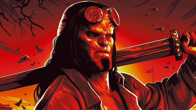Movie Poster 2019: First Trailer For Hellboy Reboot Leaks Online
