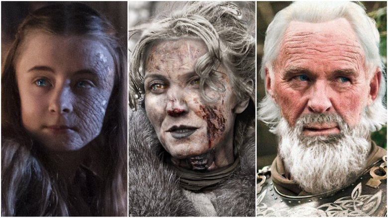 Game of Thrones characters who only d on TV Game Of Thrones Characters on iron throne characters, the knick characters, eddard stark, mad men characters, jaime lannister, arya stark, petyr baelish, brienne of tarth, robb stark, bran stark, south park characters, daenerys targaryen, daario naharis, game of thrones - season 2, tormund giantsbane, khal drogo, meera reed, the legend of korra characters, house targaryen, sandor clegane, loras tyrell, george r. r. martin, robin arryn, a dance with dragons, z nation characters, jeor mormont, margaery tyrell, winter is coming, the winds of winter, olenna tyrell, podrick payne, jorah mormont, ramsay bolton, family guy characters, glee characters, cersei lannister, theon greyjoy, silicon valley characters, a golden crown, renly baratheon, revenge characters, walking dead characters, alfie owen-allen, tywin lannister, tales of dunk and egg, grey worm, barristan selmy, supernatural characters, seinfeld characters, the simpsons characters, a clash of kings, robert baratheon, a storm of swords, lord snow, joffrey baratheon, tommen baratheon, tyrion lannister, davos seaworth, rickon stark, jon snow, a feast for crows, fire and blood, dothraki language, stannis baratheon, the prince of winterfell, roose bolton, game of thrones - season 1, oberyn martell, viserys targaryen, true detective characters, gregor clegane, samwell tarly, a song of ice and fire, breaking bad characters, boardwalk empire characters, futurama characters, ellaria sand, sons of anarchy characters, catelyn stark, sansa stark, finding carter characters,
