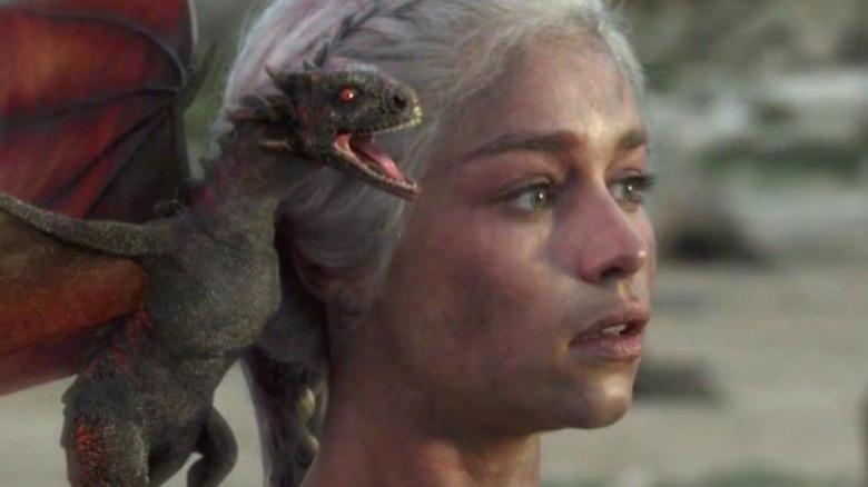 Daenerys Game of Thrones dragon