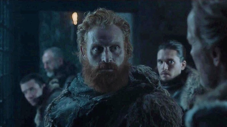 Tormund's discovery at Eastwatch