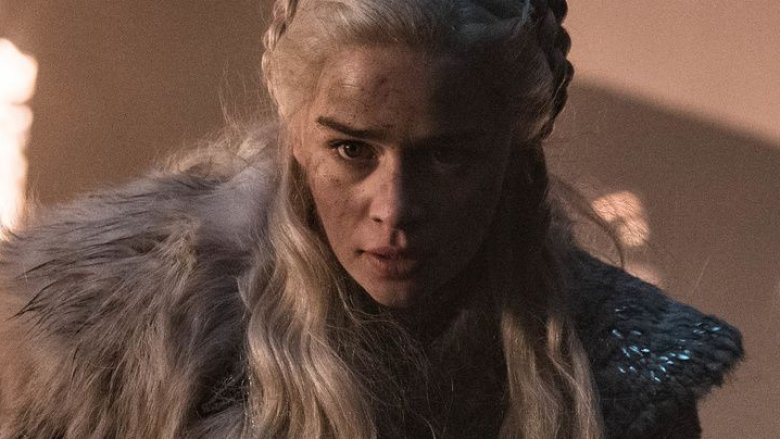 Emilia Clarke Daenerys Targaryen Game of Thrones season 8 episode 3