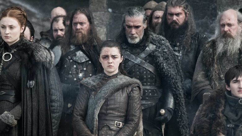 The Last of the Starks.