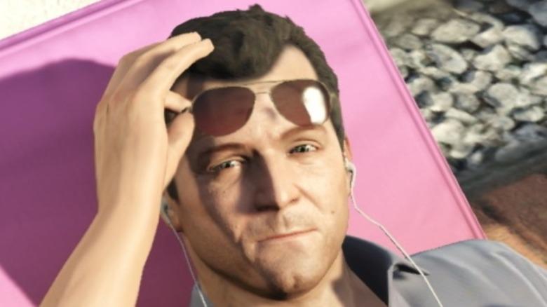 Michael shades