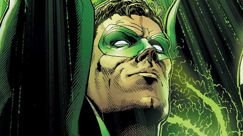 Green Lantern Rebirth by Geoff Johns