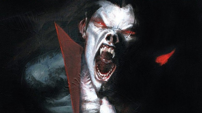 Morbius the Living Vampire