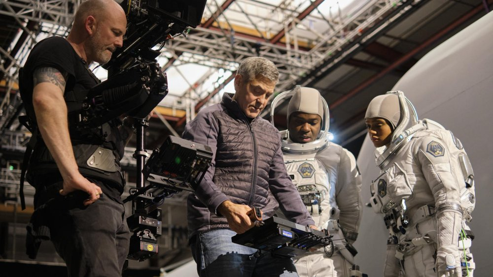 George Clooney in The Midnight Sky