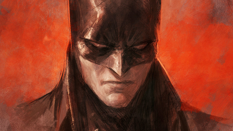 Batman art by Dave Rapoza