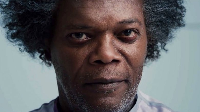 Samuel L. Jackson as Elijah Price in Glass