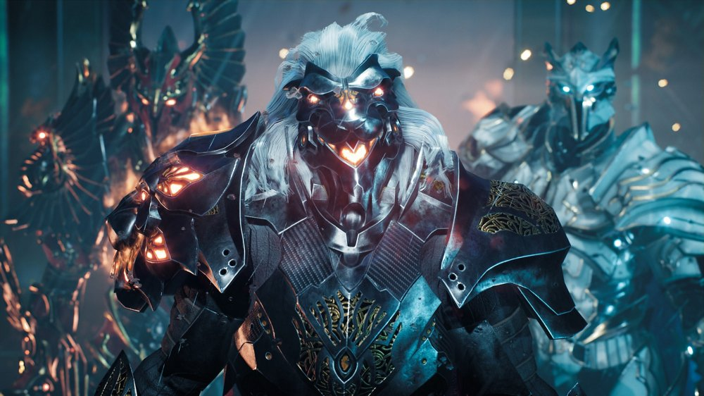 godfall, counterplay games, gearbox, weapon, class, type, explained, detailed, described