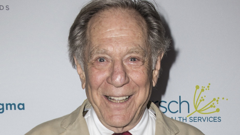 George Segal red carpet photo