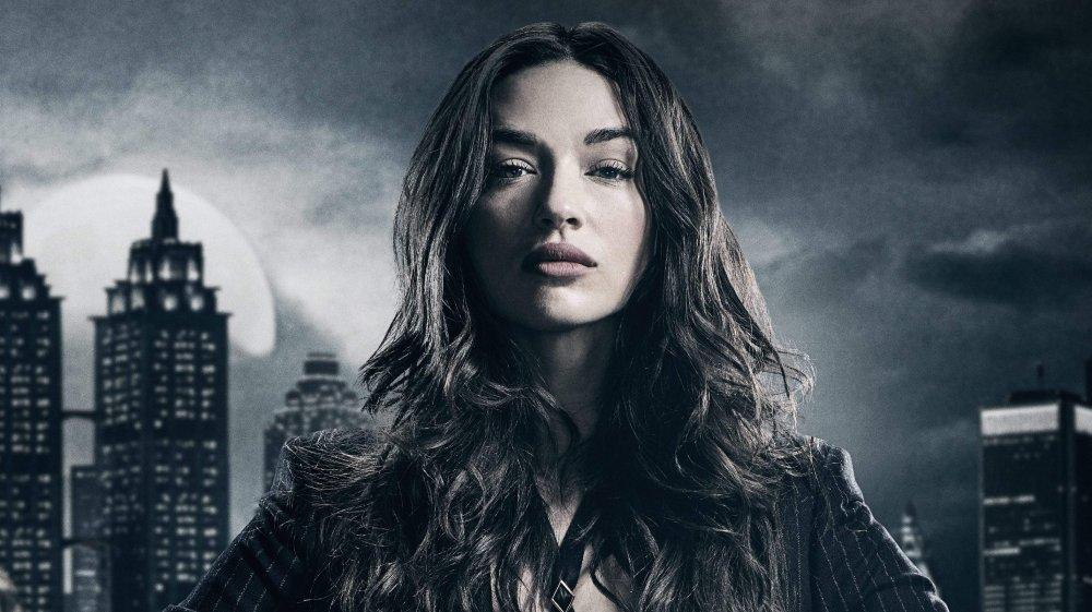 Crystal Reed on Gotham