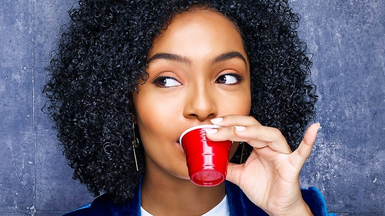 Zoey Johnson from Grown-ish