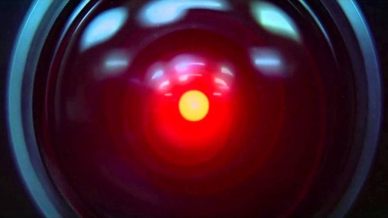 """HAL's camera eye in """"2001: A Space Odyssey"""""""
