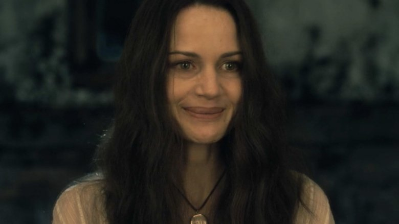 Carla Gugino as Olivia Crain on The Haunting of Hill House