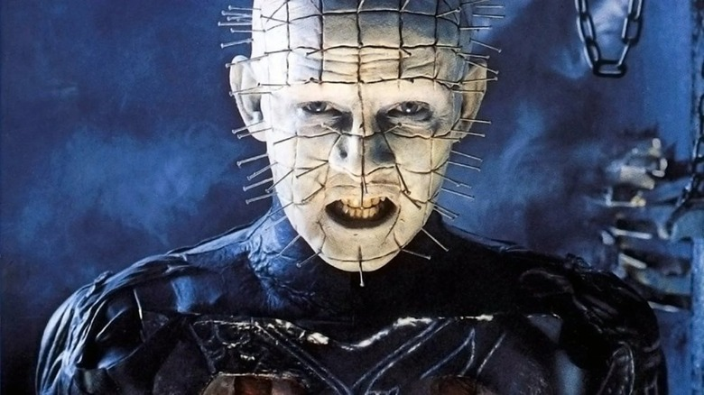 Hellraiser original poster art